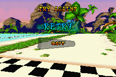 Crash Nitro Kart - I LOST!!!!!!!!!!!!!!!!!! - User Screenshot